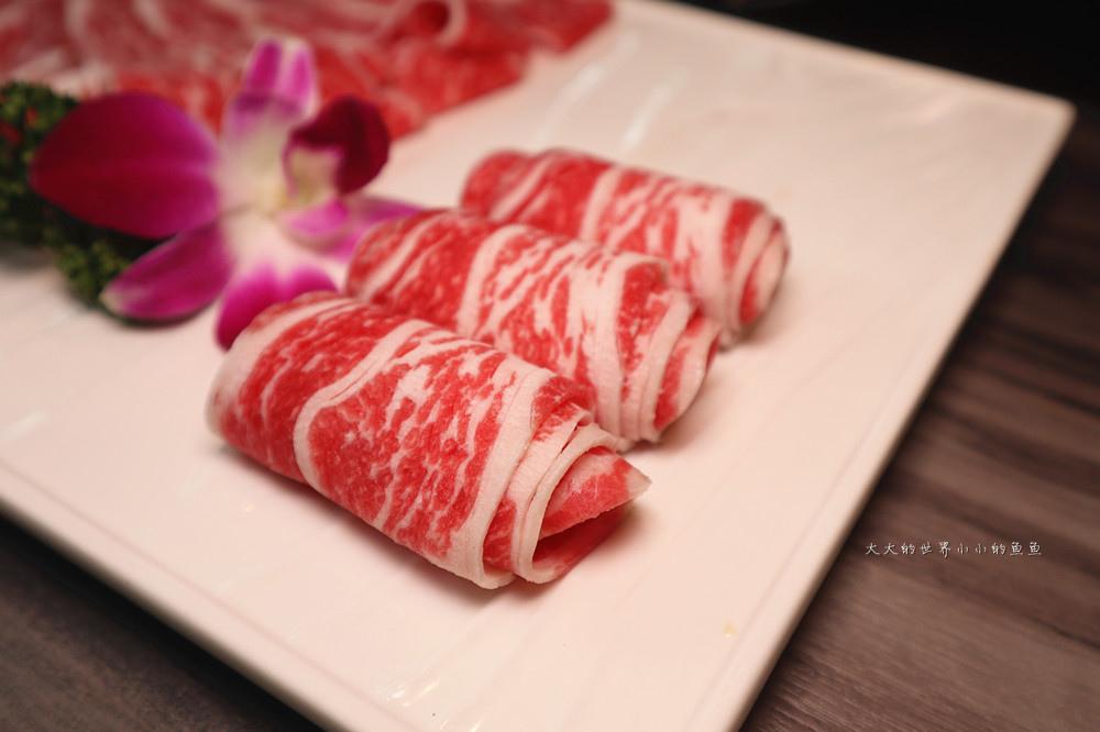 闊佬shabu shabu 無骨牛小排套餐+精選海鮮套餐1