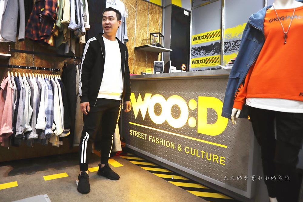 WOOD 韓系男裝2