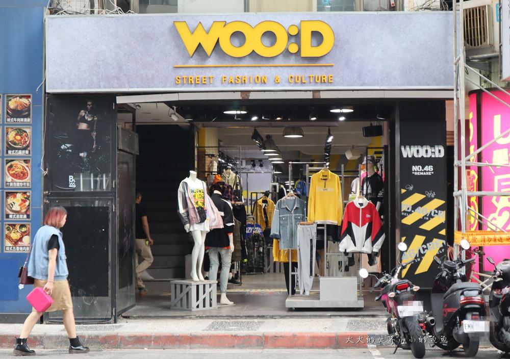 WOOD 韓系男裝