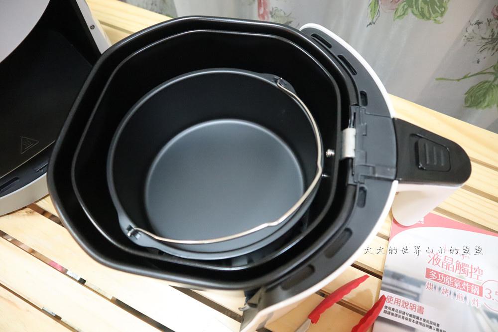 ENLight 伊德爾 3.5L液晶觸控健康氣炸鍋 11