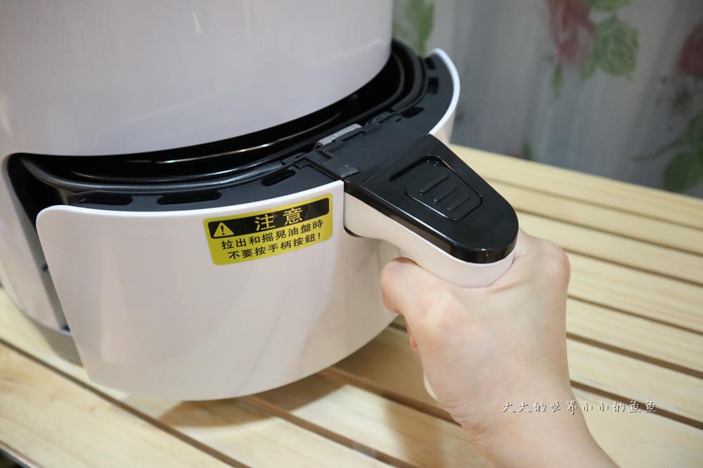 ENLight 伊德爾 3.5L液晶觸控健康氣炸鍋 2