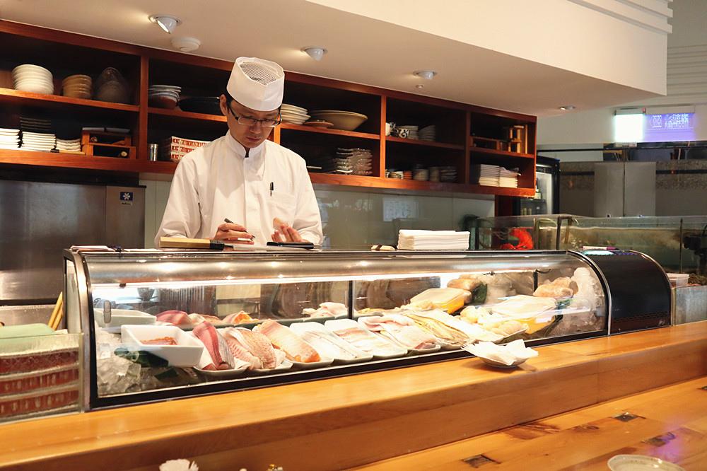 懷石料理世貿美食商務聚餐推薦台北信義區美食 心月懷石 日本料理5
