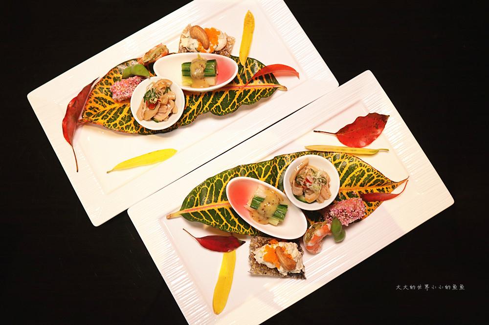 台北信義區美食 心月懷石 日本料理11