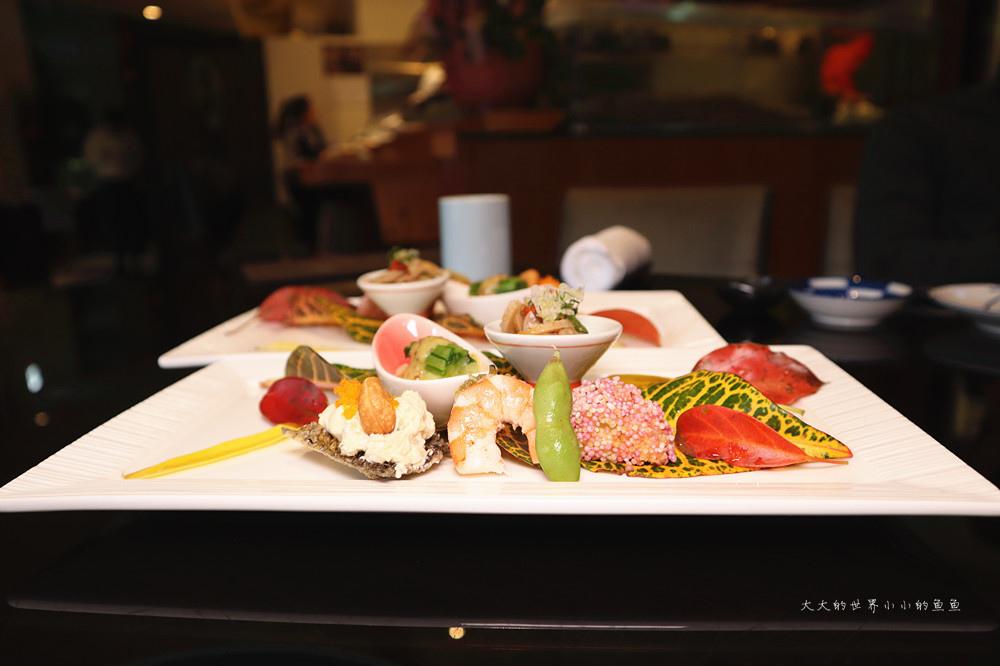 台北信義區美食 心月懷石 日本料理12