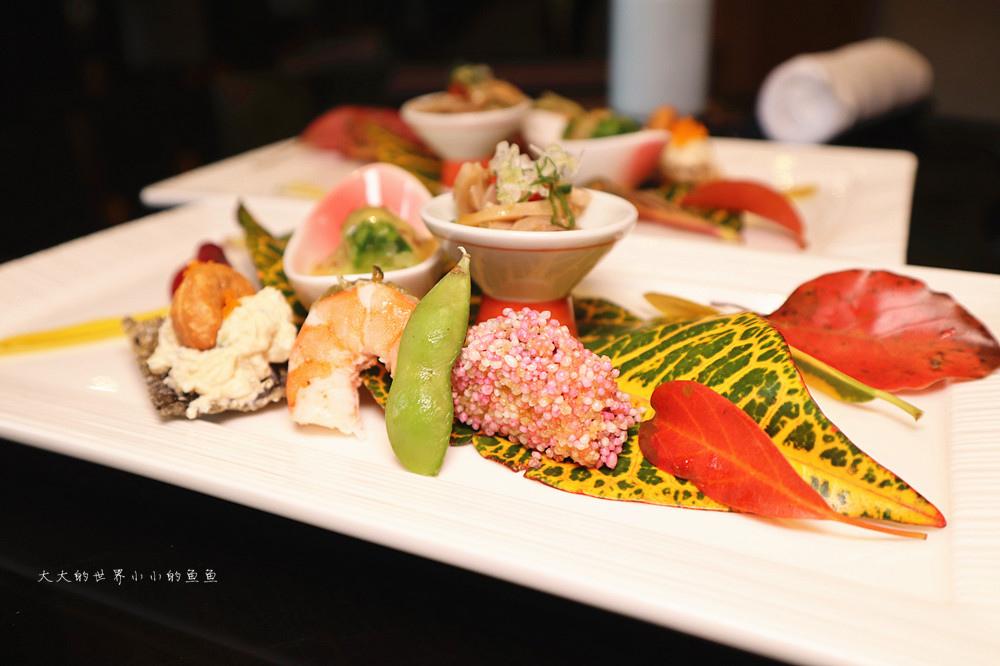 台北信義區美食 心月懷石 日本料理21