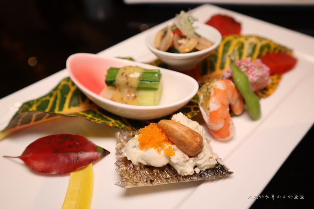 台北信義區美食 心月懷石 日本料理
