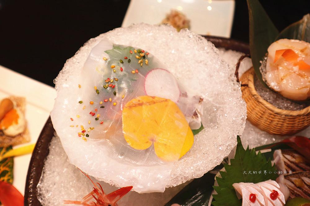 台北信義區美食 心月懷石 日本料理2