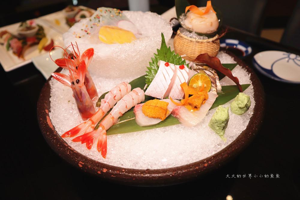 台北信義區美食 心月懷石 日本料理1