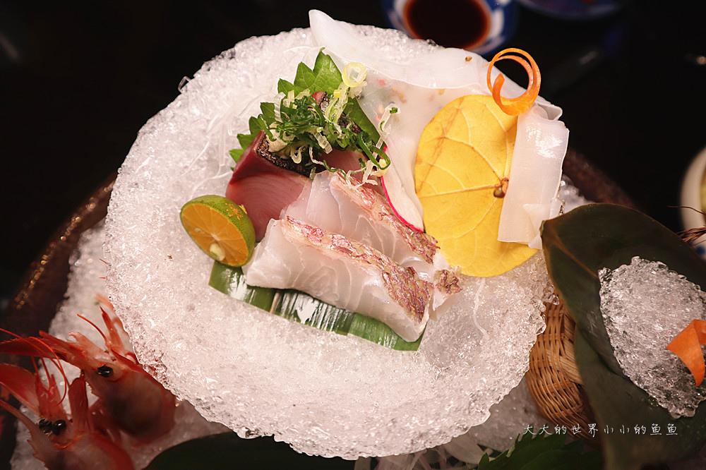 台北信義區美食 心月懷石 日本料理  11