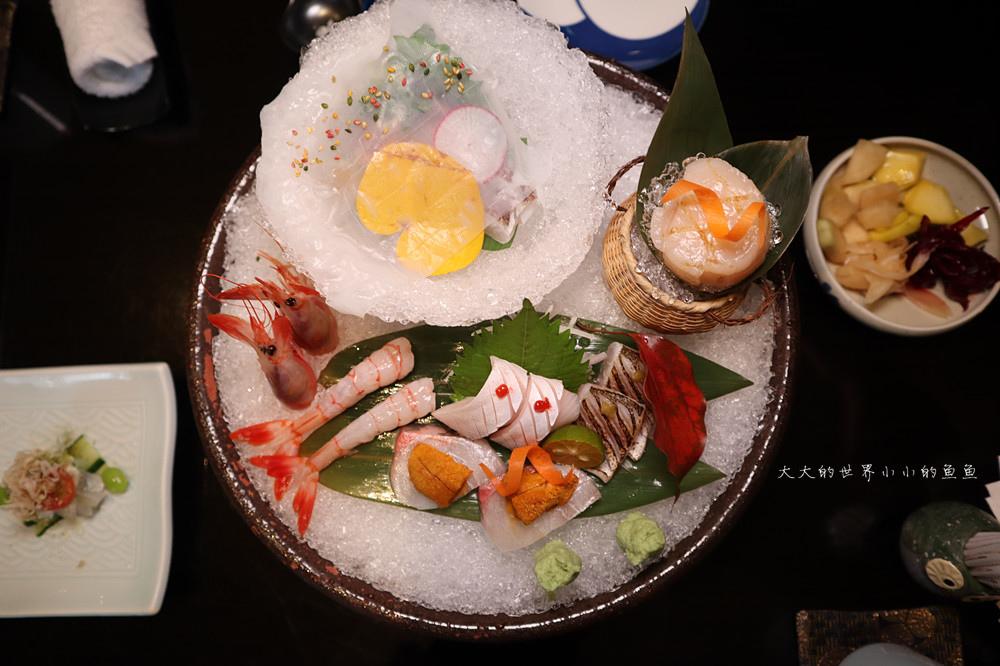 台北信義區美食 心月懷石 日本料理  3