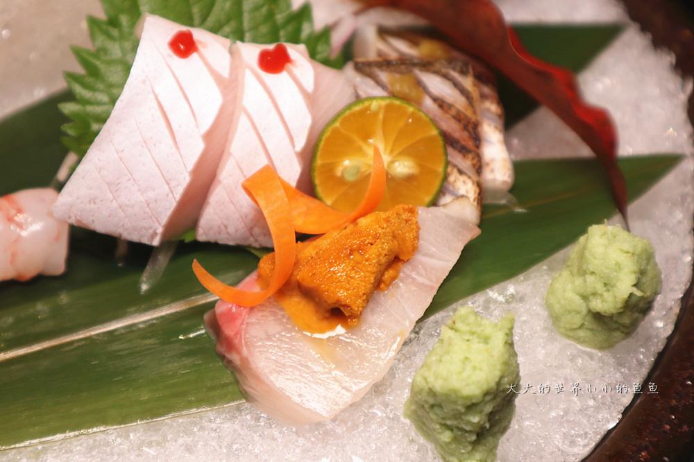 台北信義區美食 心月懷石 日本料理245  1