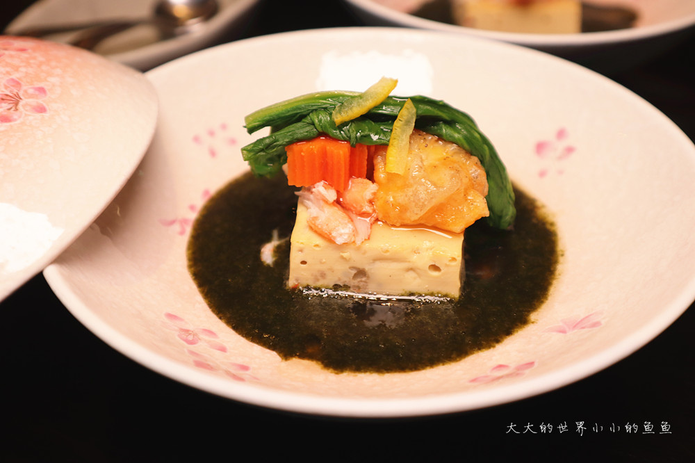 台北信義區美食 心月懷石 日本料理  4