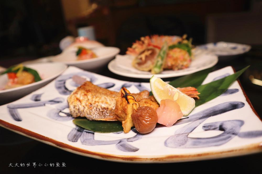 台北信義區美食 心月懷石 日本料理  12