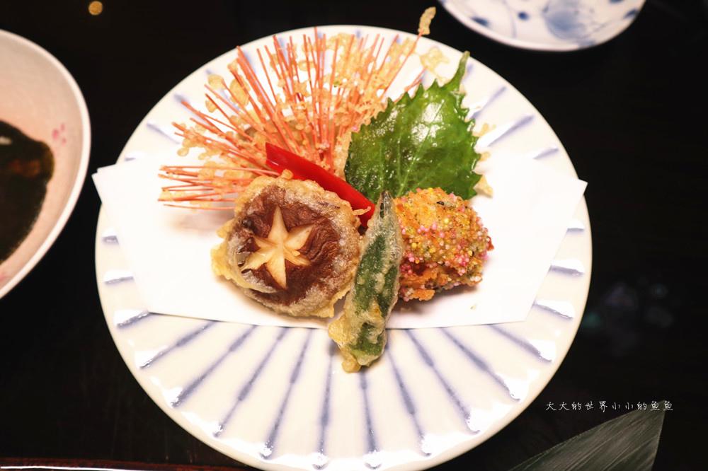 台北信義區美食 心月懷石 日本料理  1