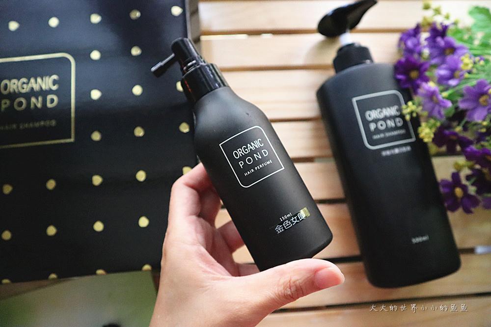 茶樹毛囊洗髮精香水禮盒&髮香水蛋白修護液11