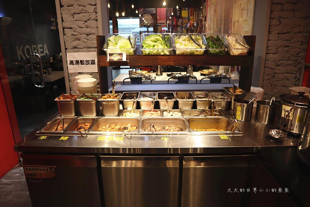 韓哥哥銅盤烤肉9