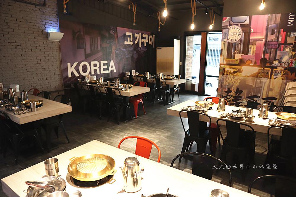 韓哥哥銅盤烤肉5
