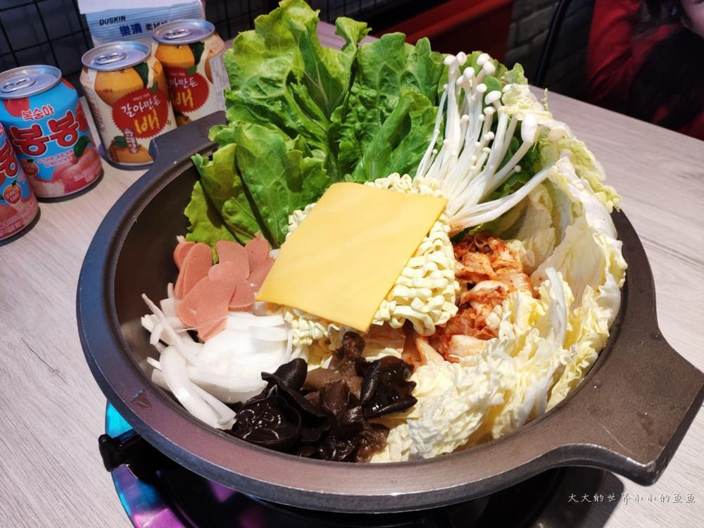 韓哥哥韓哥哥銅盤烤肉1