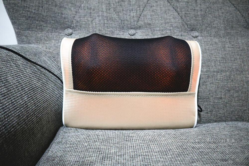 專利型太極990段按摩雕塑運動飛碟機+豪華版12顆電動凸點按摩枕