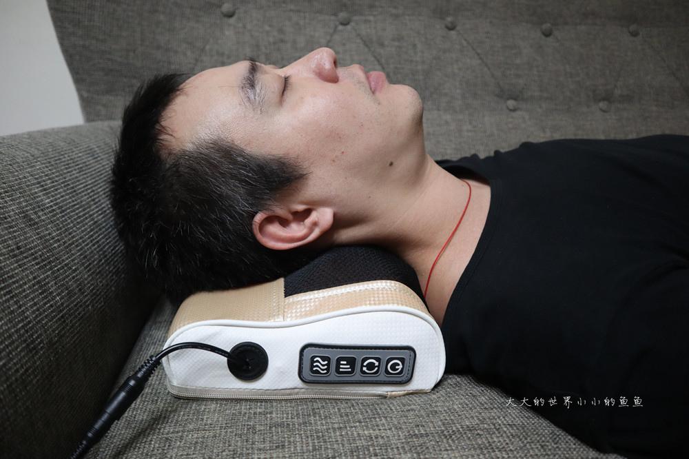 專利型太極990段按摩雕塑運動飛碟機+豪華版12顆電動凸點按摩枕3
