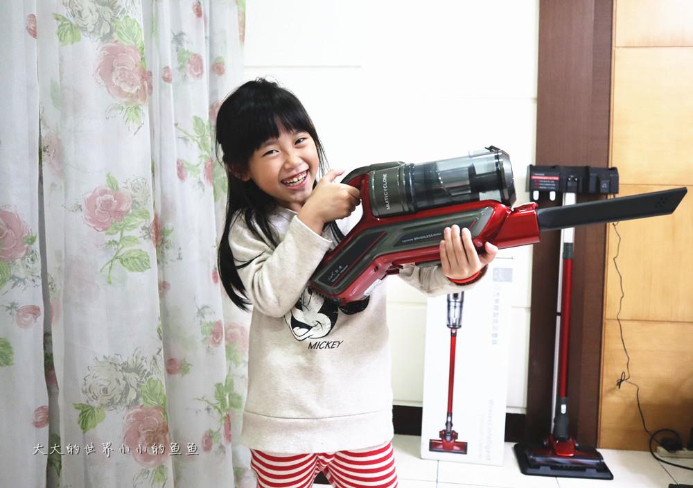 手持無線吸塵器 日虎無線智能吸塵器