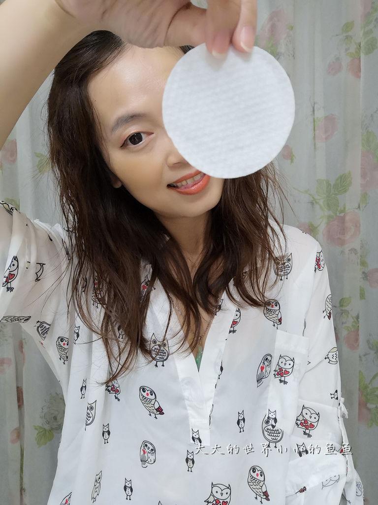 安娜布蕾 自然主義保濕潔凈卸妝棉  #終極進化版14