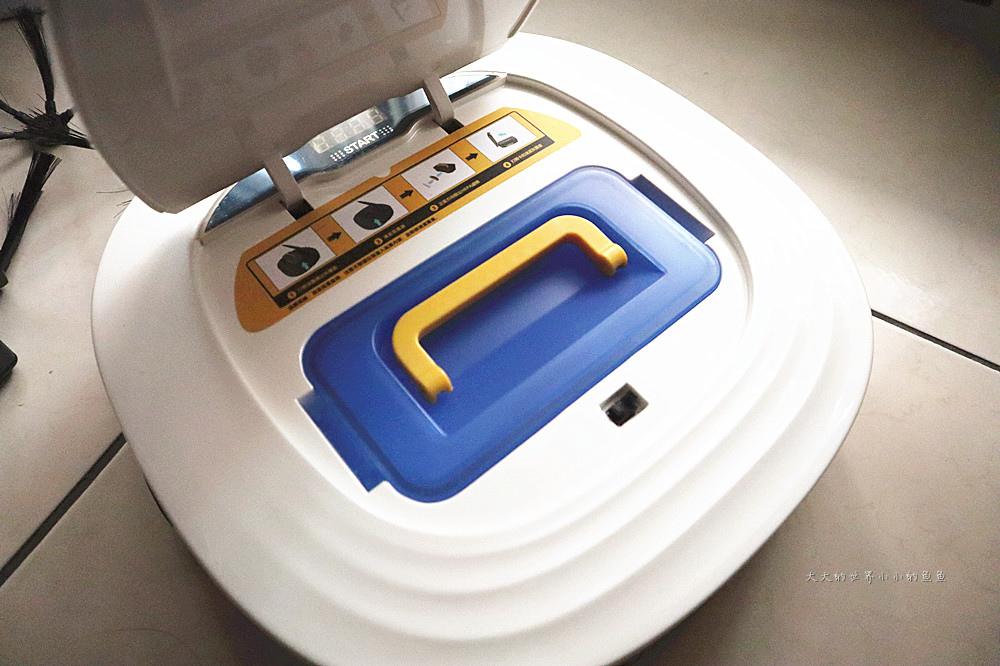 EL伊德爾 掃 吸 拖 擦 智能型掃地機器人18