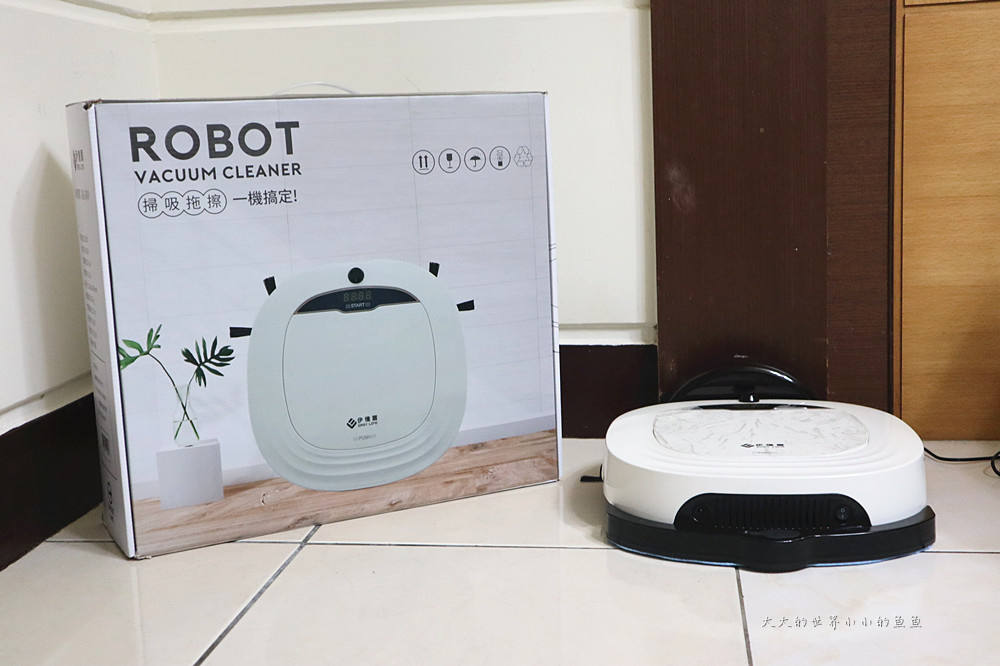 ENLight智能掃地機器人11