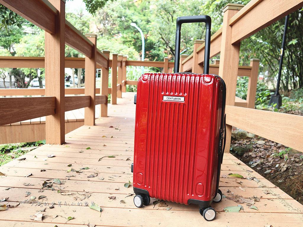 CENTURION百夫長旅行箱  超級百夫長系列,霸氣色澤紐約紅 20吋登機箱1