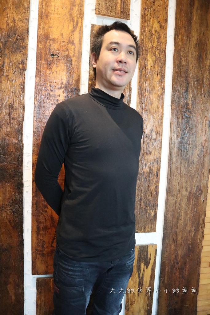 MIT7.6 °C遠紅外線+ 溫灸刷毛發熱衣