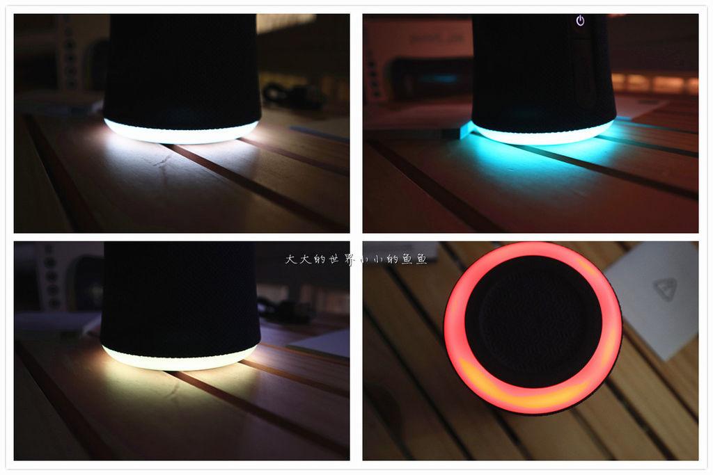 SoundCore Flare 360°環迴音效防水藍牙喇叭(黑)2