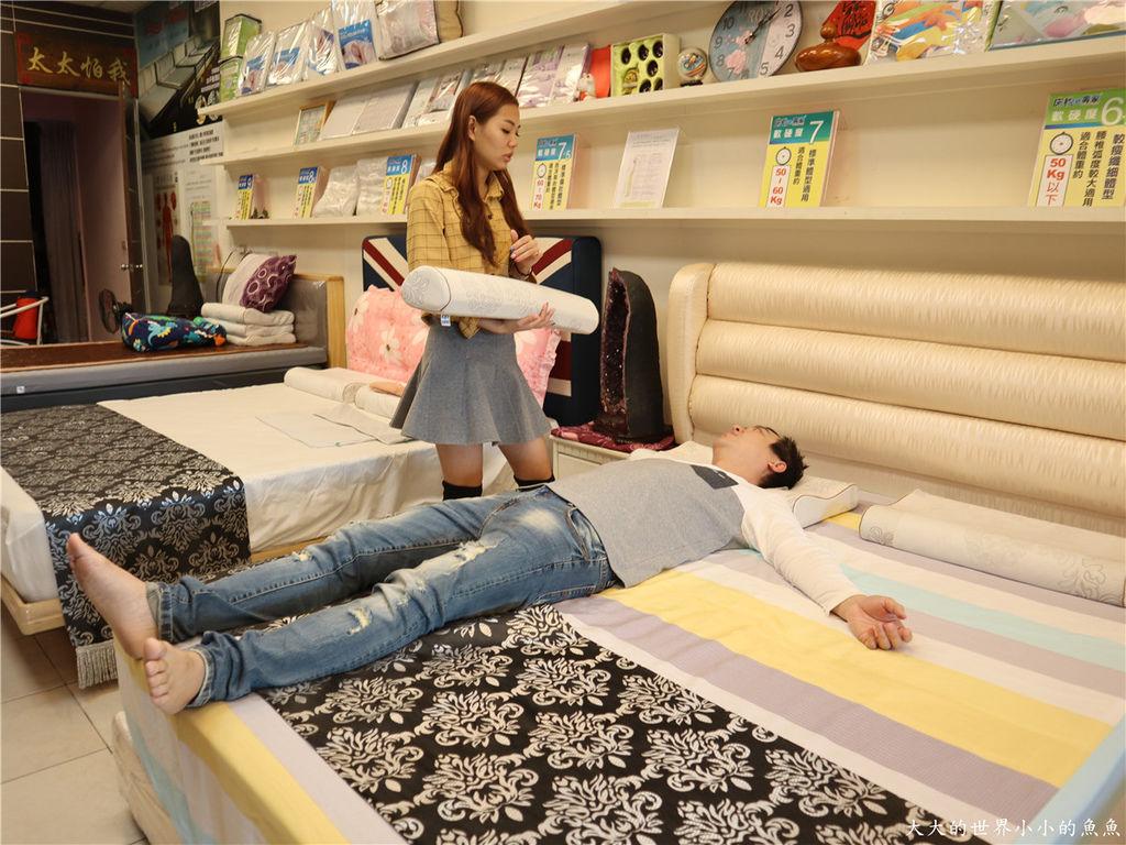 新竹創始店 床枕e專家  釋配床 、E美枕13