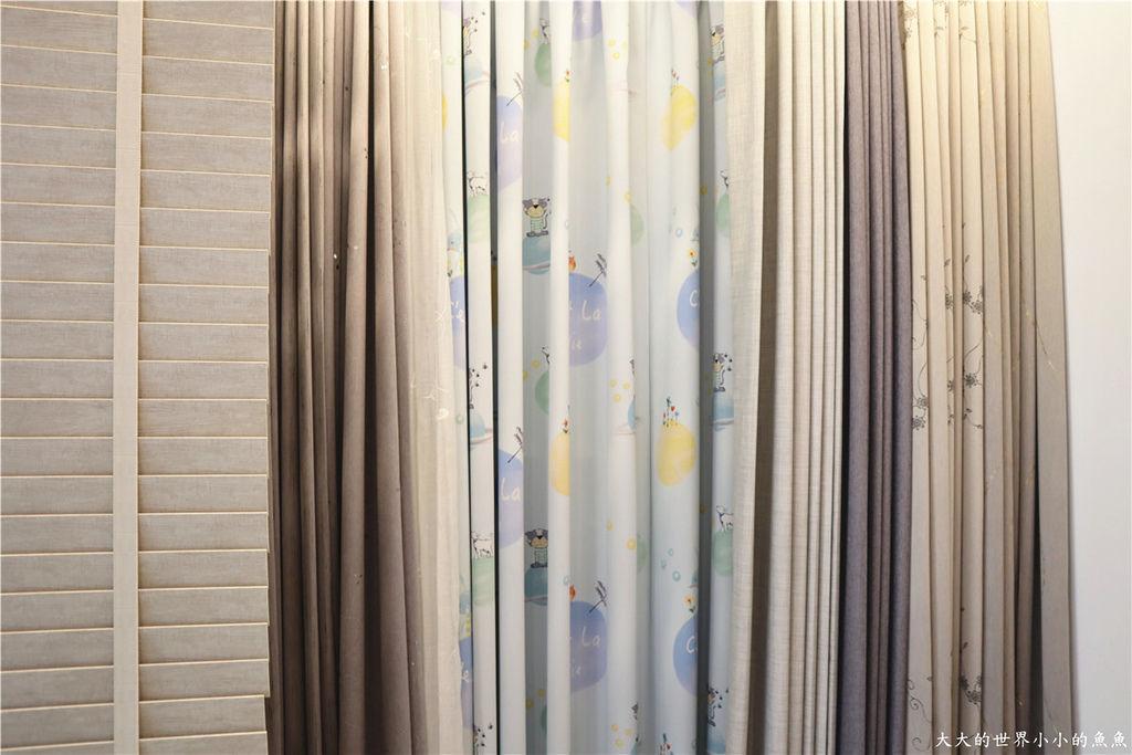 朵花窗簾01