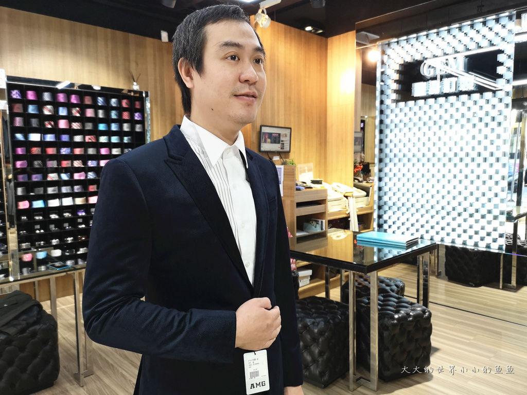 台北西裝推薦台北婚紗訂製西服推薦GEM AMG男仕西服2