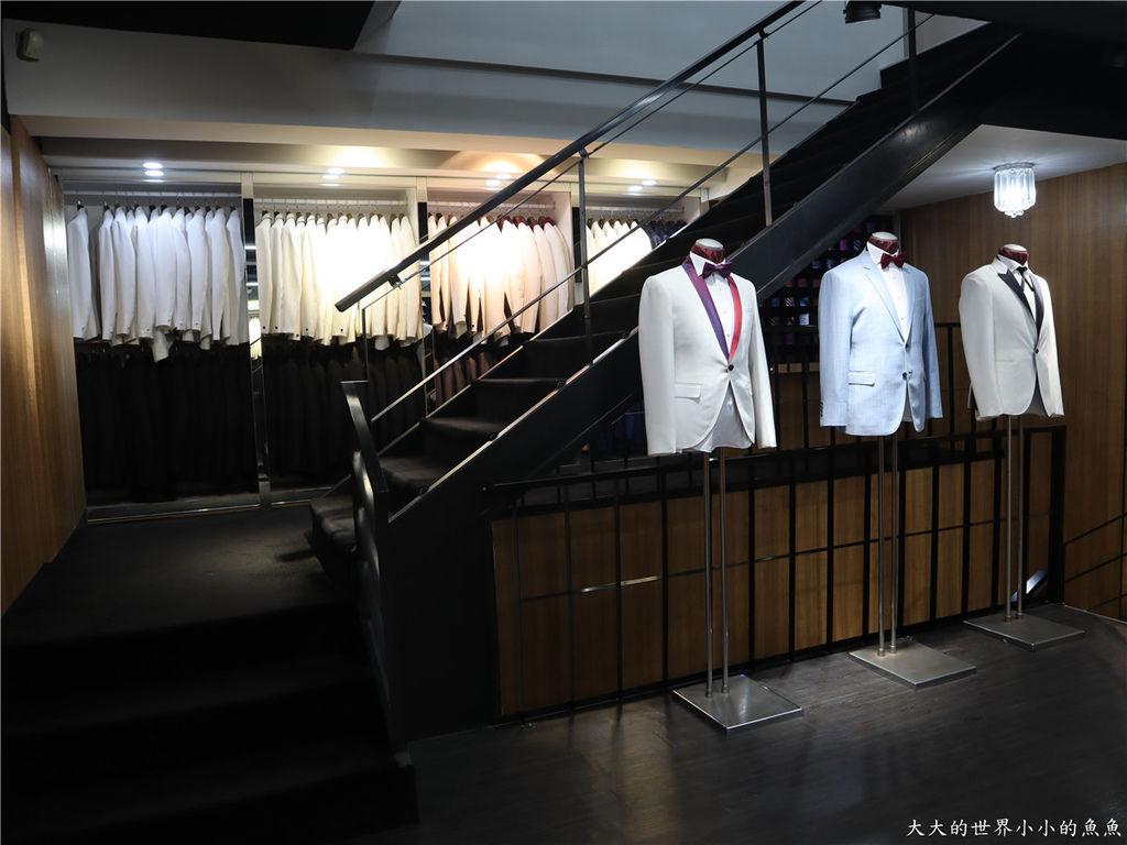 GEM AMG男仕西服 西服、禮服量身訂製、出租推薦 MIT品牌45