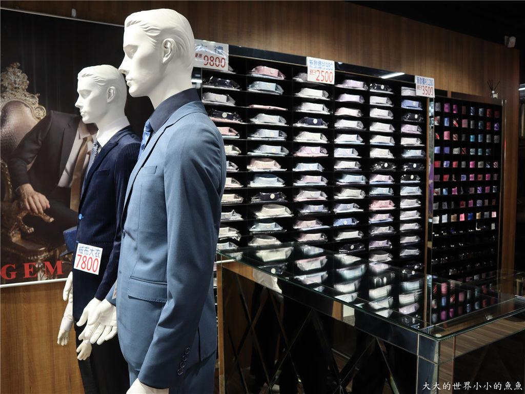 GEM AMG男仕西服 西服、禮服量身訂製、出租推薦 MIT品牌01