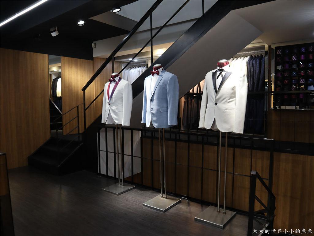 GEM AMG男仕西服 西服、禮服量身訂製、出租推薦 MIT品牌36