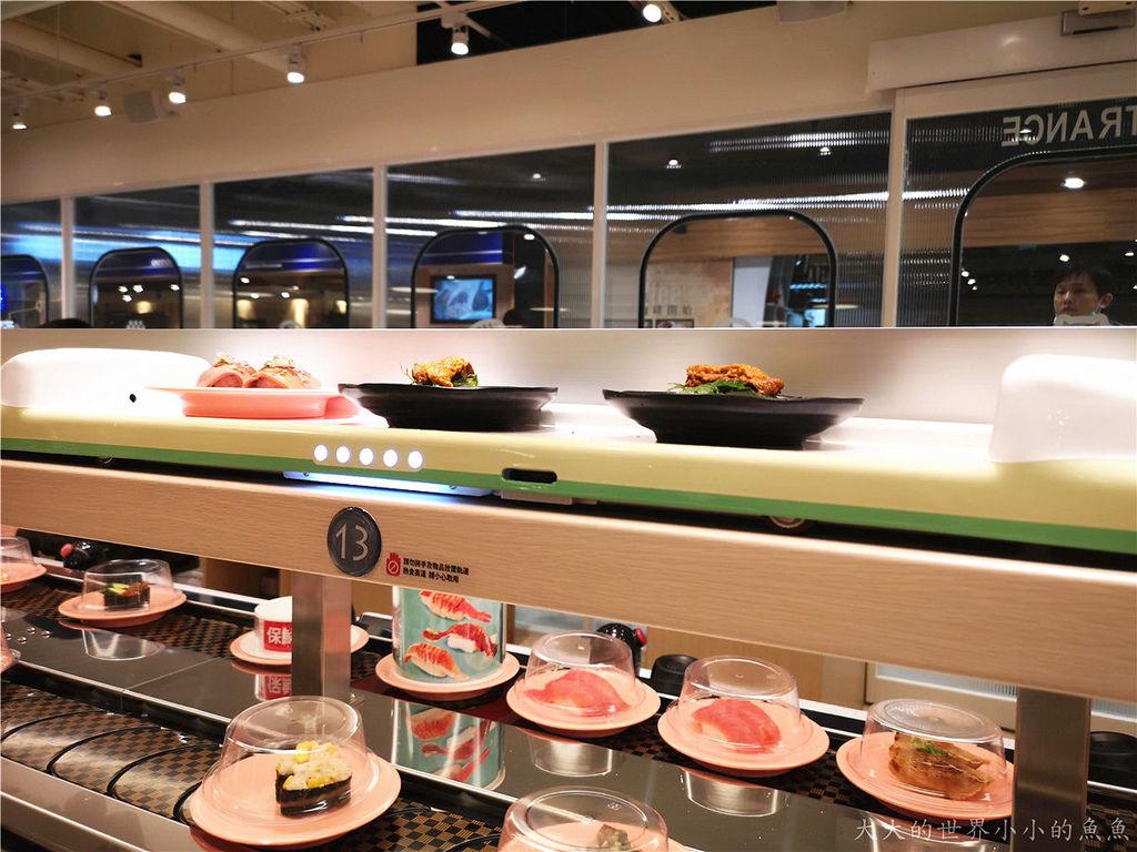 爭鮮全新品牌SUSHiPLUS於108年12月20日板橋南雅愛買店正式開幕囉06