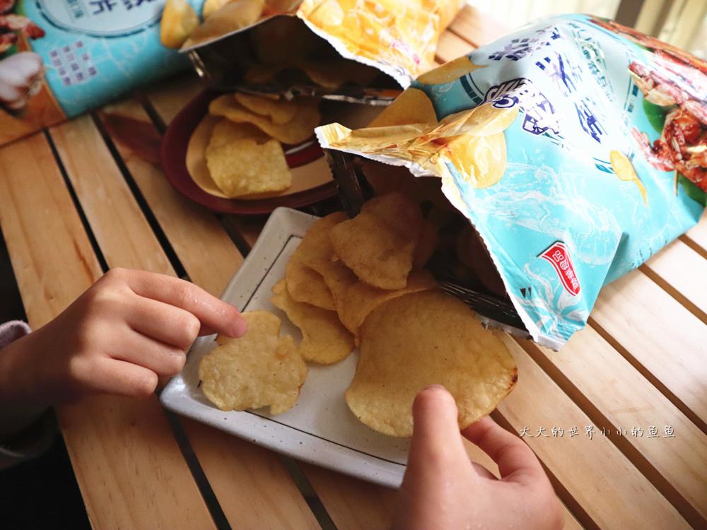 卡廸那全天然洋芋片2