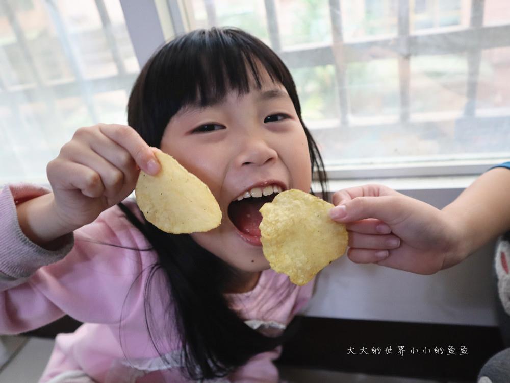 卡廸那全天然洋芋片3