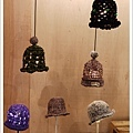 還滿可愛的毛帽燈