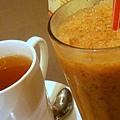 蜂蜜檸檬茶&絲襪奶茶