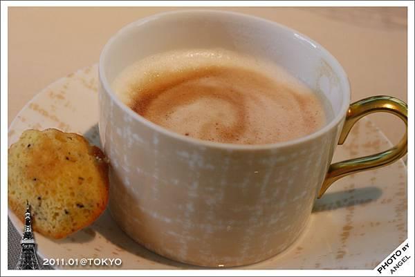 咖啡&瑪德蓮