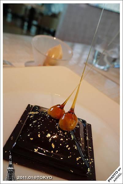 甜點-CHANEL巧克力慕斯