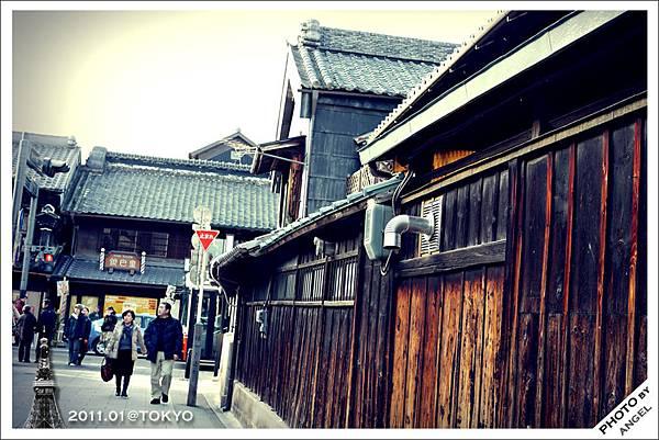 川越其實也帶有幾分京都的風貌