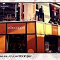 期待已久的歐舒丹Cafe