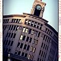 銀座地標-和光鐘塔