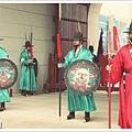 景福宮門口一遊