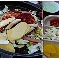 第一次來的人都會吃的春川辣炒雞排
