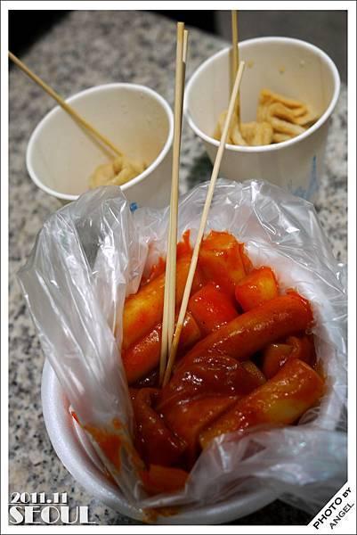 年糕真的要到韓國吃,你才知道什麼叫Q彈有勁!!!